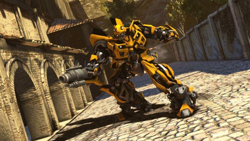 <strong><em>Transformers: Dark of the Moon</em></strong> Video Game Stills #1