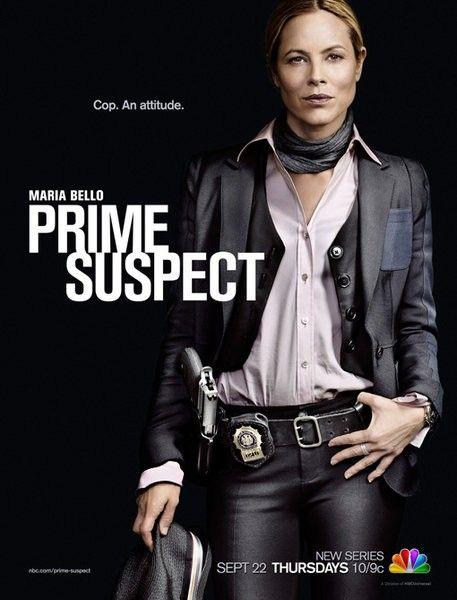 <strong><em>Prime Suspect</em></strong> Season 1 Poster
