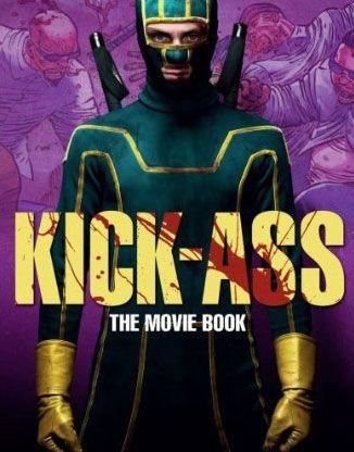 <strong><em>Kick-Ass</em></strong> Movie Book