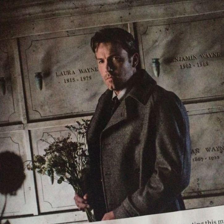 <strong><em>Batman v Superman: Dawn of Justice</em></strong> Empire Magazine Photo 2