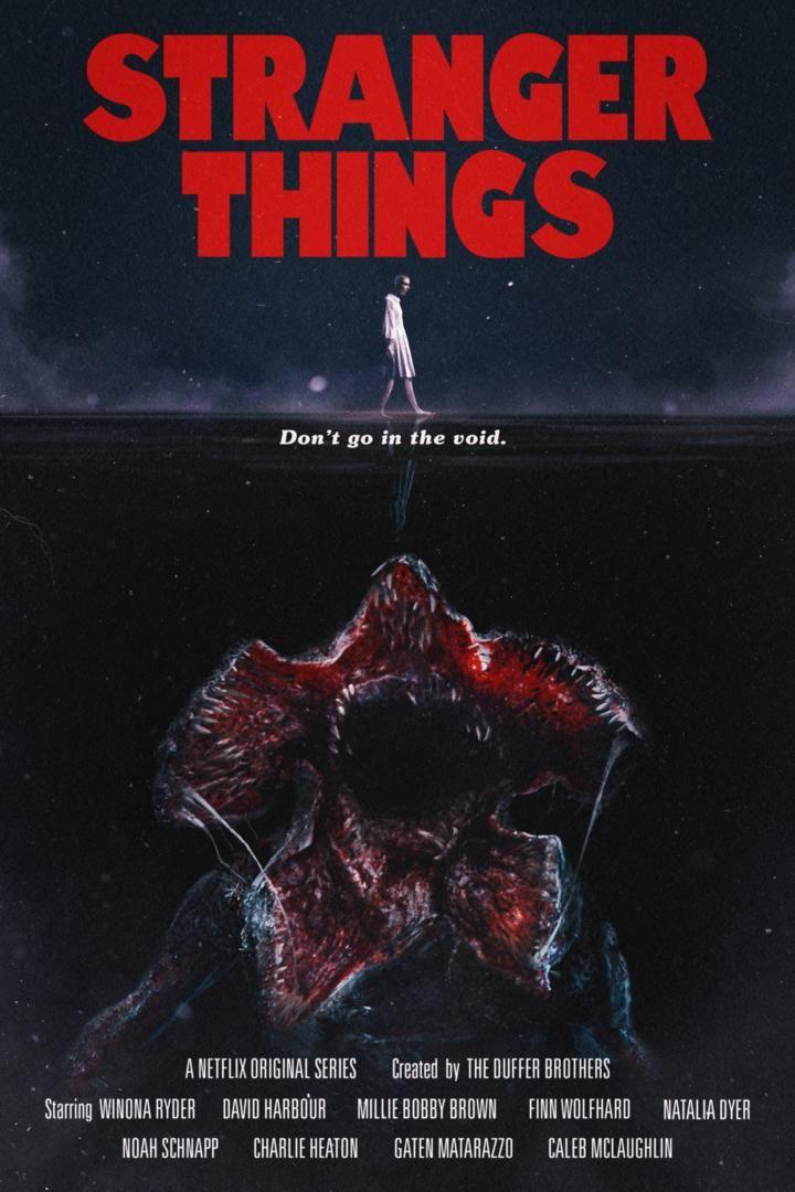 <strong><em>Stranger Things</em></strong> Season 2 Jaws poster