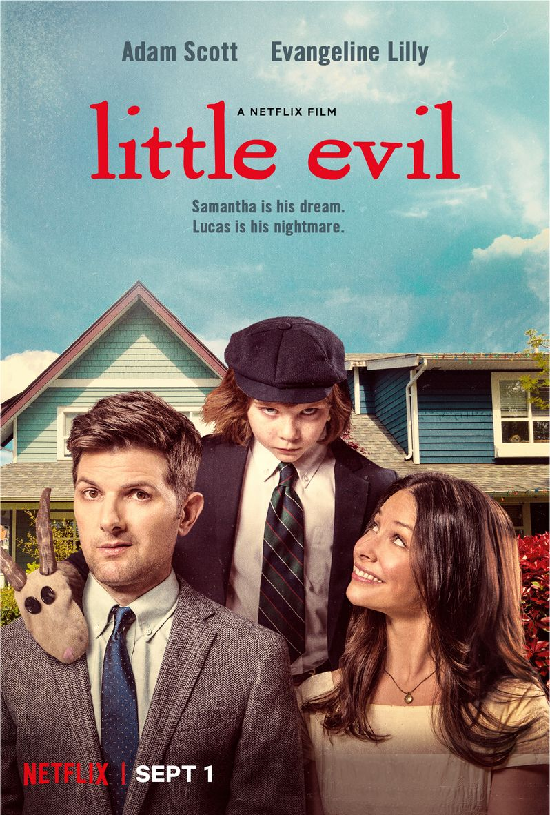 <strong><em>Little Evil</em></strong> Poster
