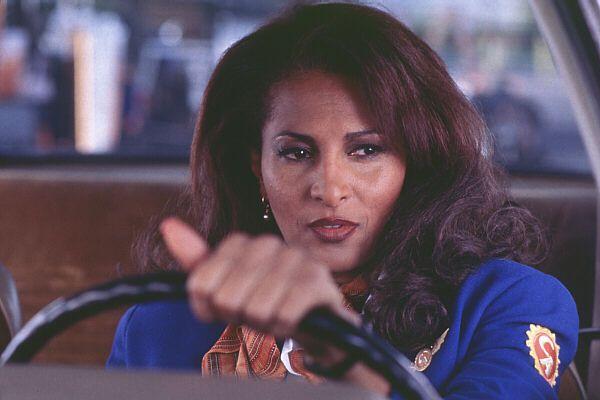 Pam Grier talks <strong><em>Jackie Brown</em></strong> on Blu-ray