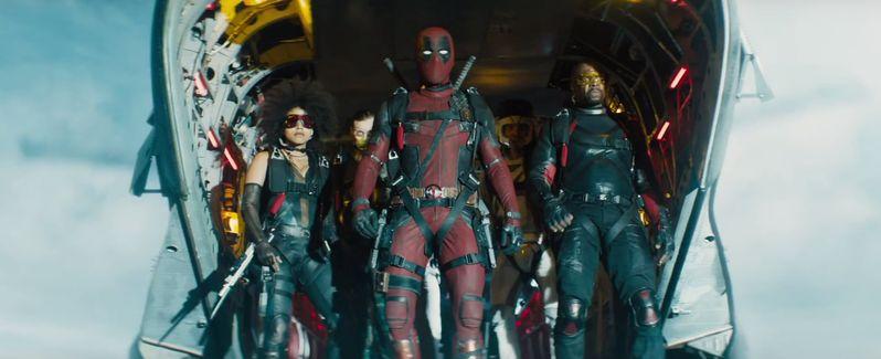 <strong><em>Deadpool 2</em></strong> photo 1