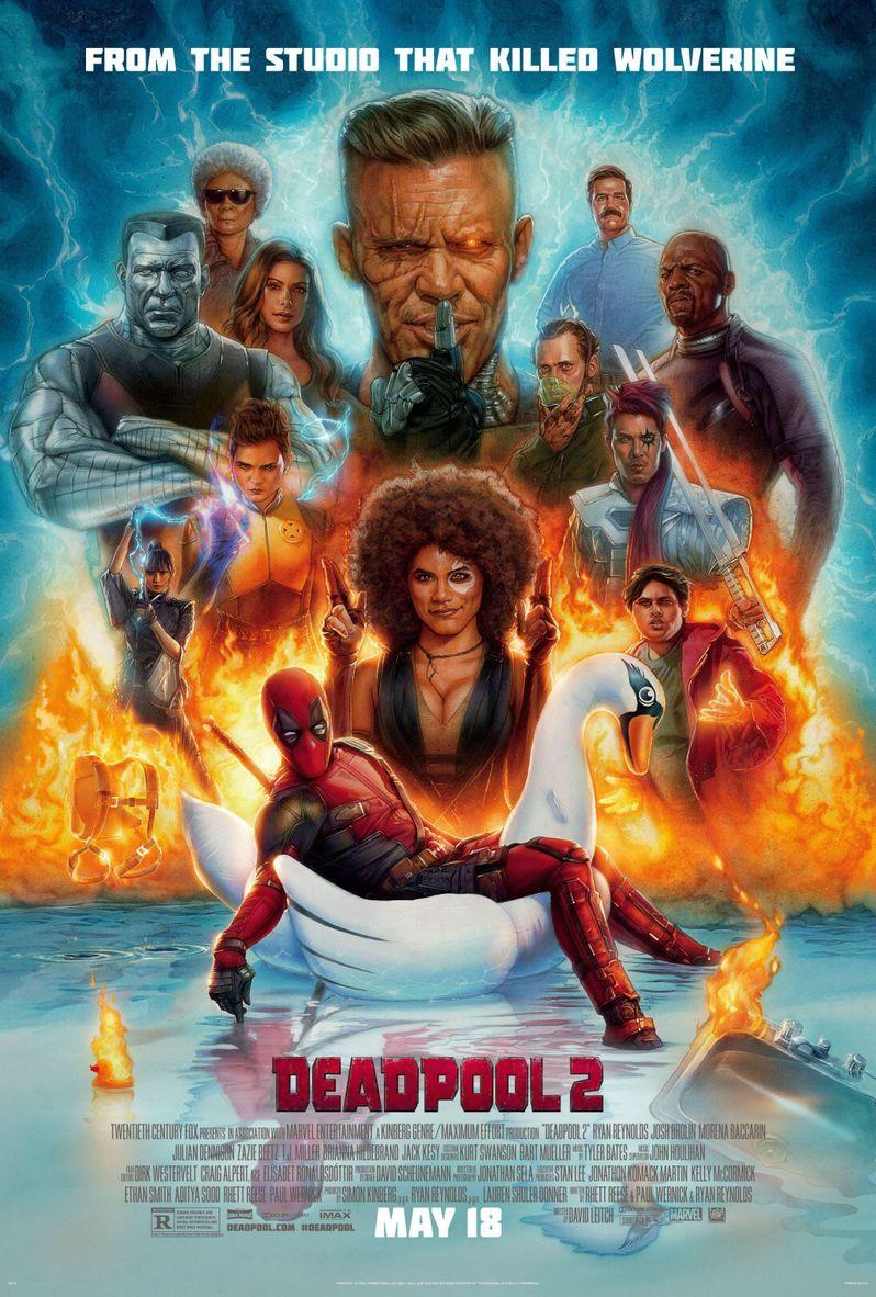 <strong><em>Deadpool</em></strong> 2 photo 1