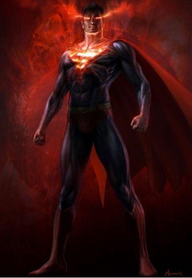 <strong><em>Man of Steel</em></strong> Concept Art 9