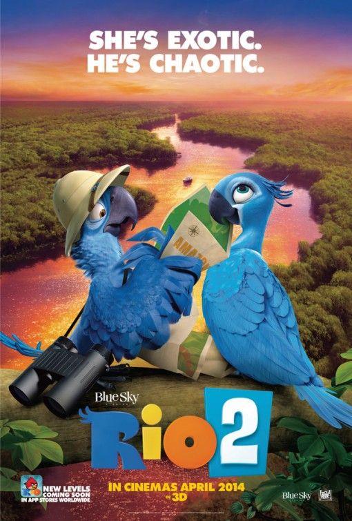 <strong><em>Rio 2</em></strong> Poster 1