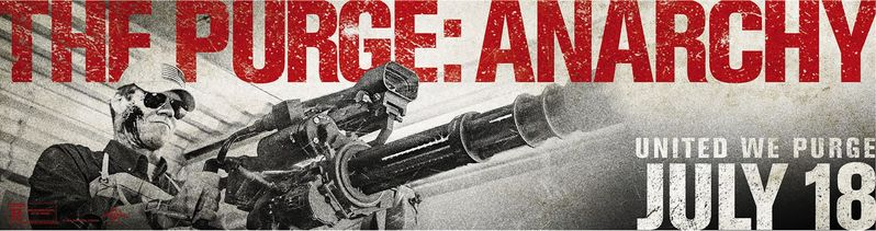 The Purge Anarchy Poster #8