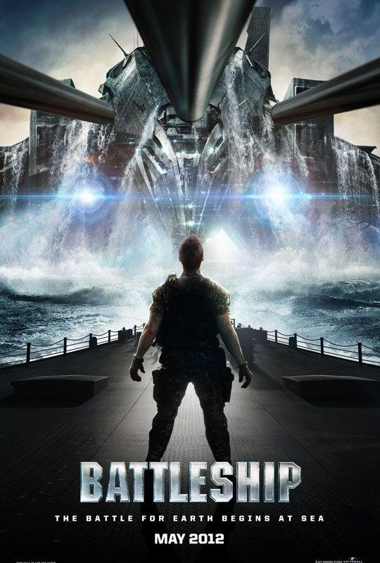 <strong><em>Battleship</em></strong> Poster #2