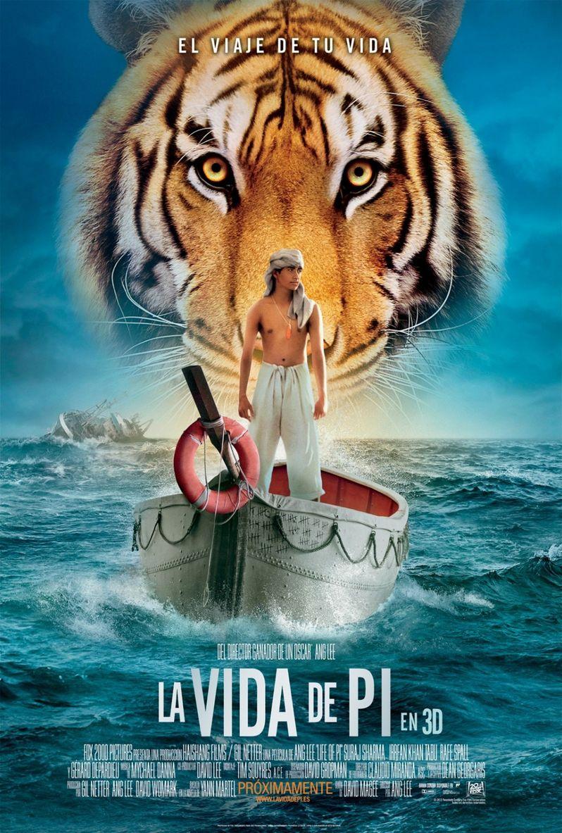 <strong><em>Life of Pi</em></strong> International Poster
