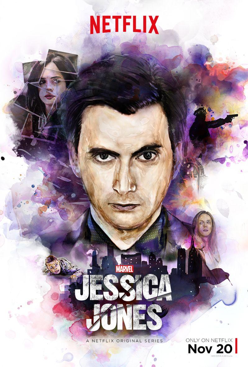 Jessica Jones Kilgrave Poster