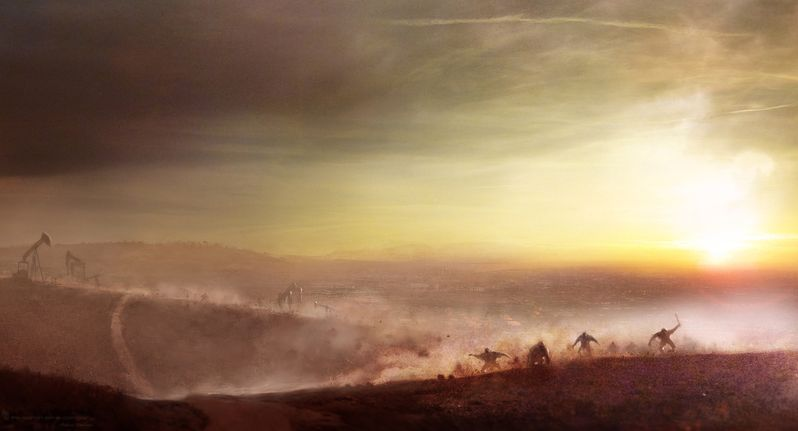 <strong><em>Rise of the Planet of the Apes</em></strong> Concept Art #7