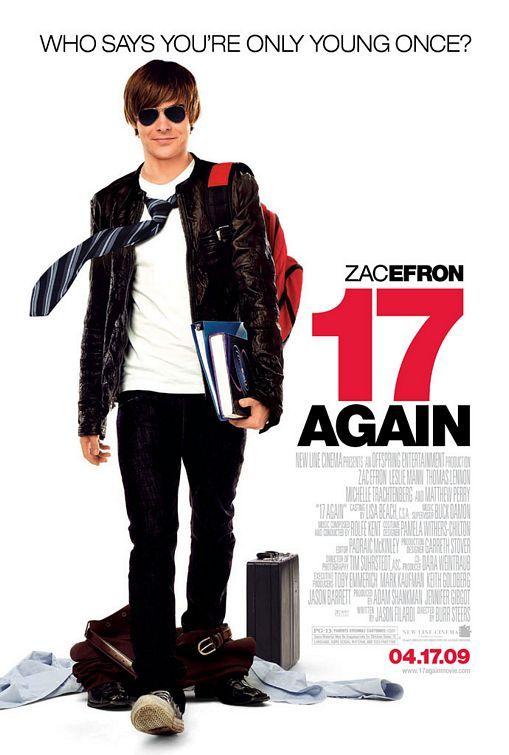 <strong><em>17 Again</em></strong> Poster