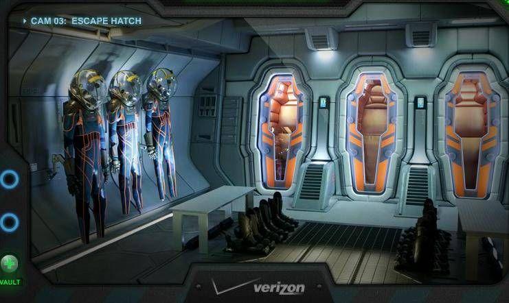 Verizon <strong><em>Prometheus</em></strong> Photo #10