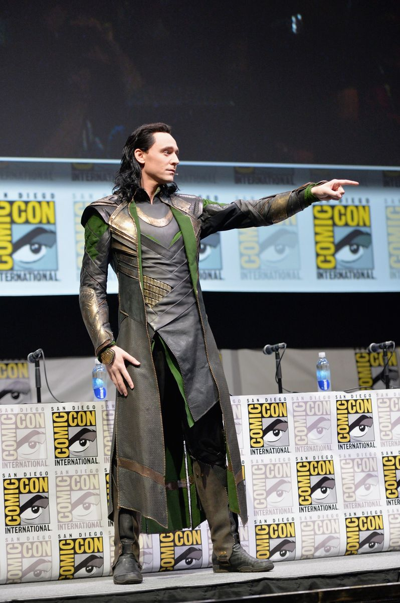 <strong><em>Thor: The Dark World</em></strong> Comic-Con 2013 Panel Photo 4
