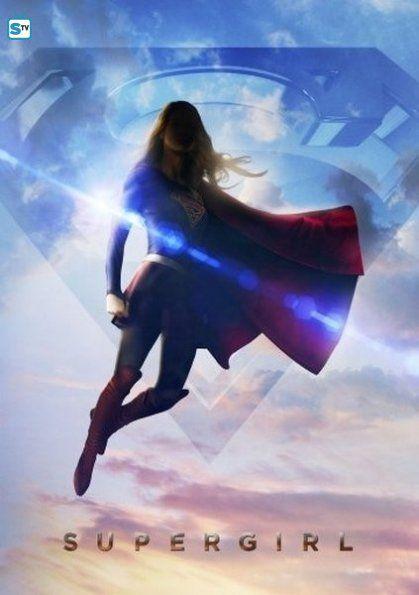 <strong><em>Supergirl</em></strong> Poster