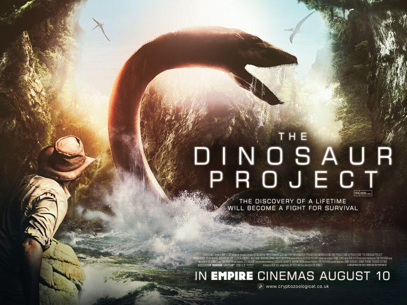 <strong><em>The Dinosaur Project</em></strong> Poster 2