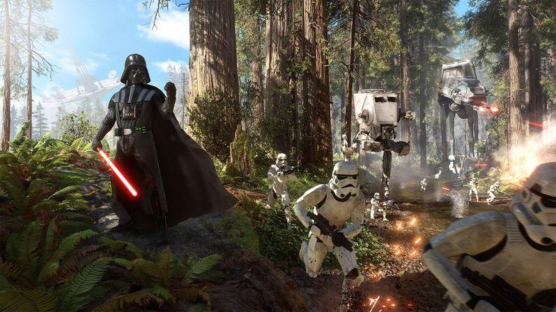 Star Wars Battlefront Concept Art 8