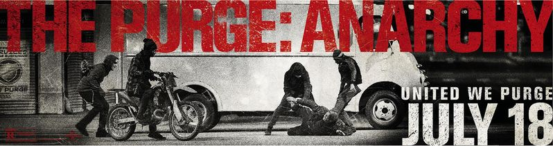 The Purge Anarchy Poster #10