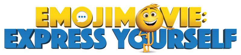 EmojiMovie: Express Yourself Title Treatment