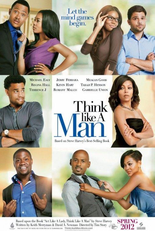 <strong><em>Think Like a Man</em></strong> Poster