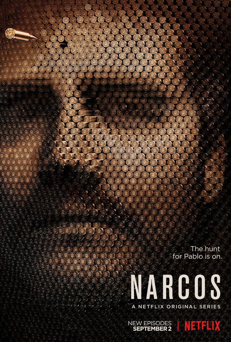 <strong><em>Narcos</em></strong> Season 2 Poster