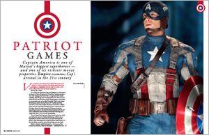 <strong><em>Captain America: The First Avenger</em></strong> Empire Photo #1