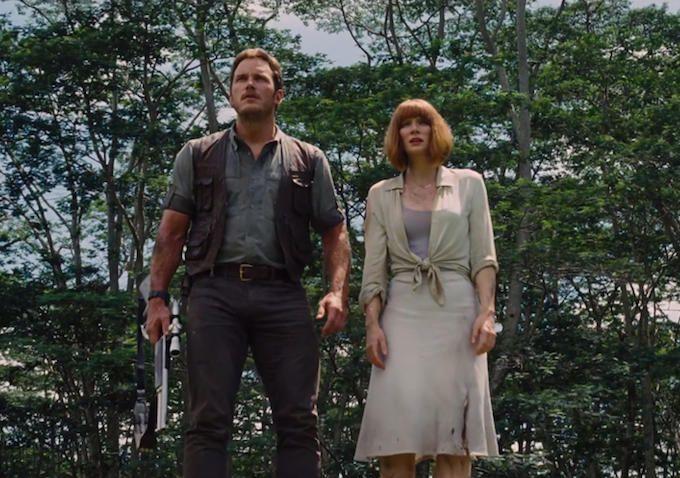 <strong><em>Jurassic World</em></strong> Photo 10