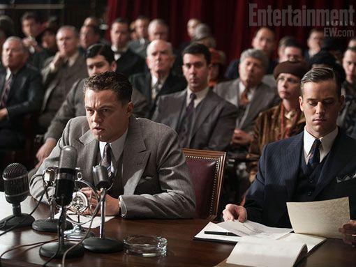 Leonardo DiCaprio in <strong><em>J. Edgar</em></strong> #3