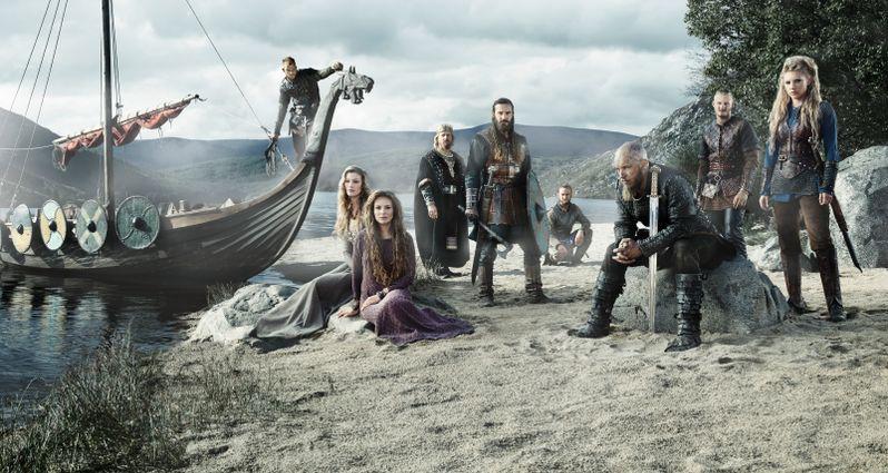<strong><em>Vikings</em></strong> Season 3 Promo Art