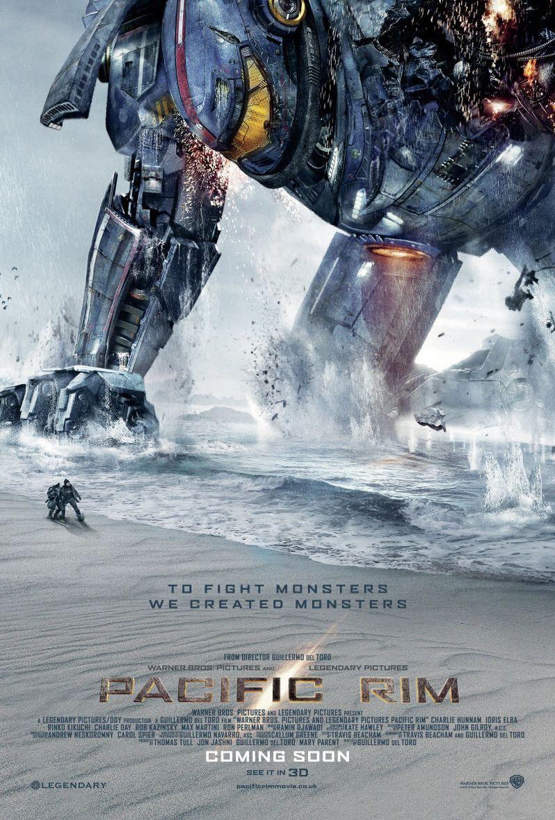 <strong><em>Pacific Rim</em></strong> Poster 2