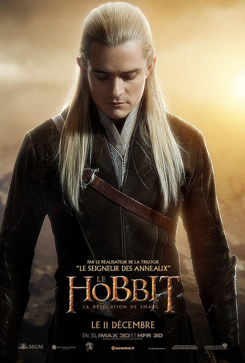 <strong><em>The Hobbit: The Desolation of Smaug</em></strong> Legolas Poster