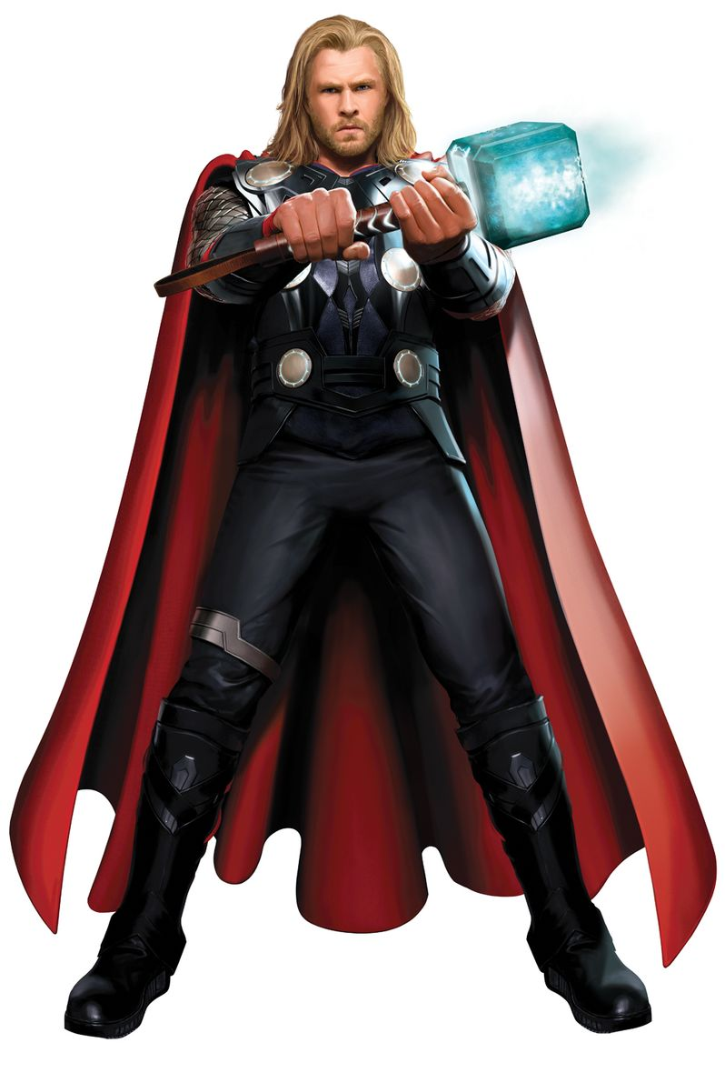<strong><em>Thor</em></strong> Concept Image #1