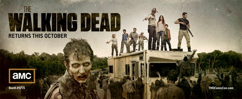 <strong><em>The Walking Dead</em></strong> Season 2 Poster