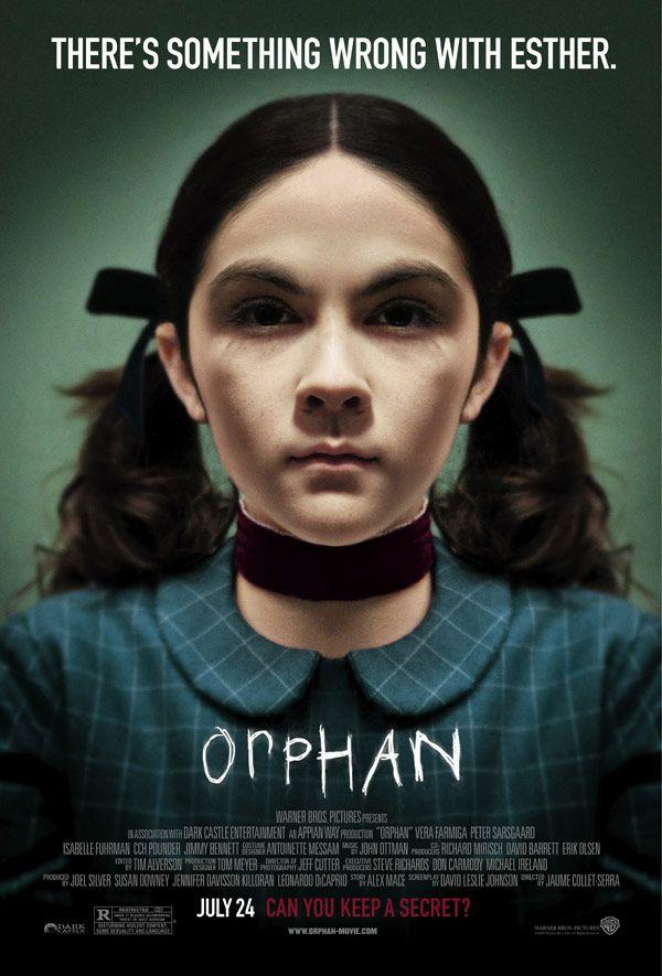 <strong><em>Orphan</em></strong> Poster