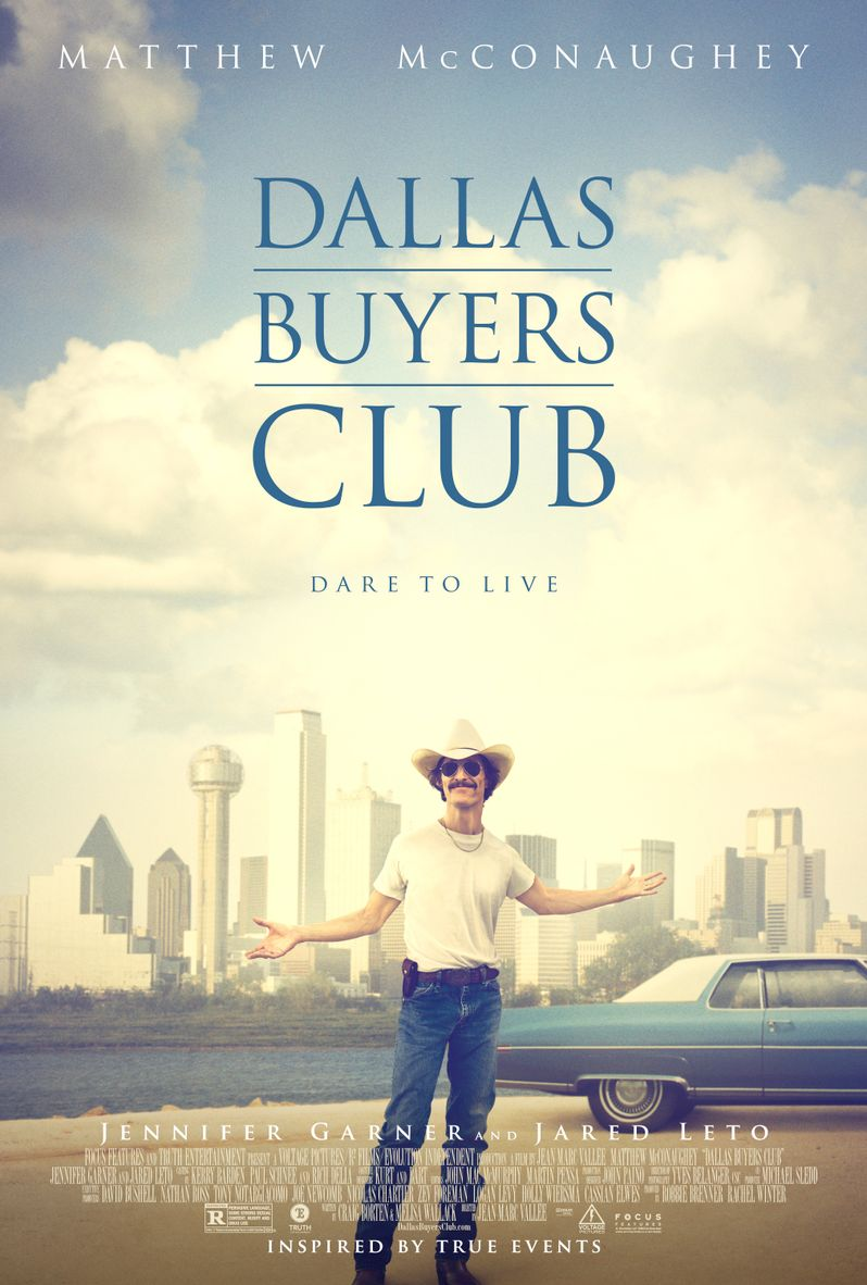 <strong><em>Dallas Buyers Club</em></strong> poster