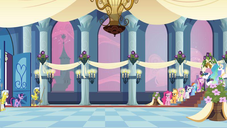 My Little Pony Friendship Is Magic - A Canterlot Wedding Photo #2