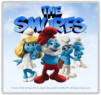 <strong><em>The Smurfs</em></strong> Promo Photo