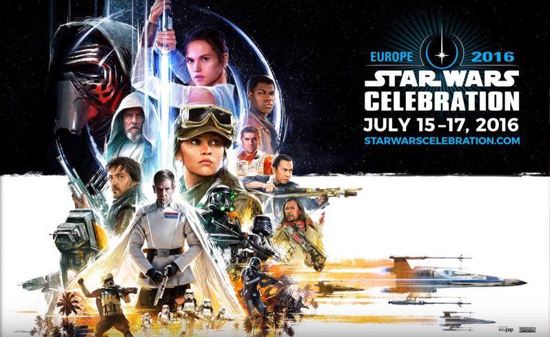 Star Wars Celebration Poster 1