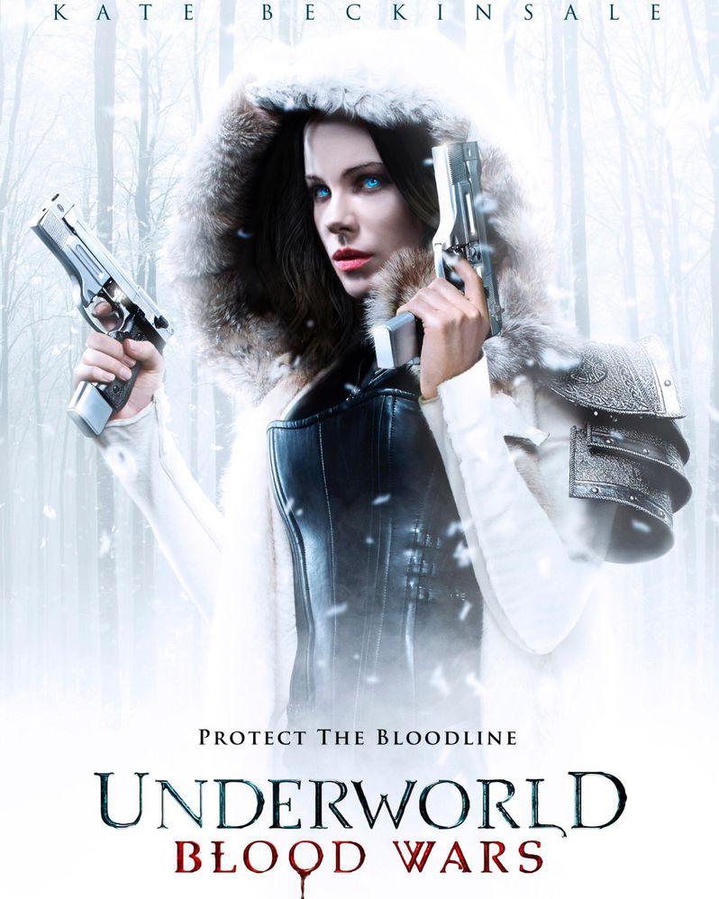 <strong><em>Underworld: Blood Wars</em></strong> Poster
