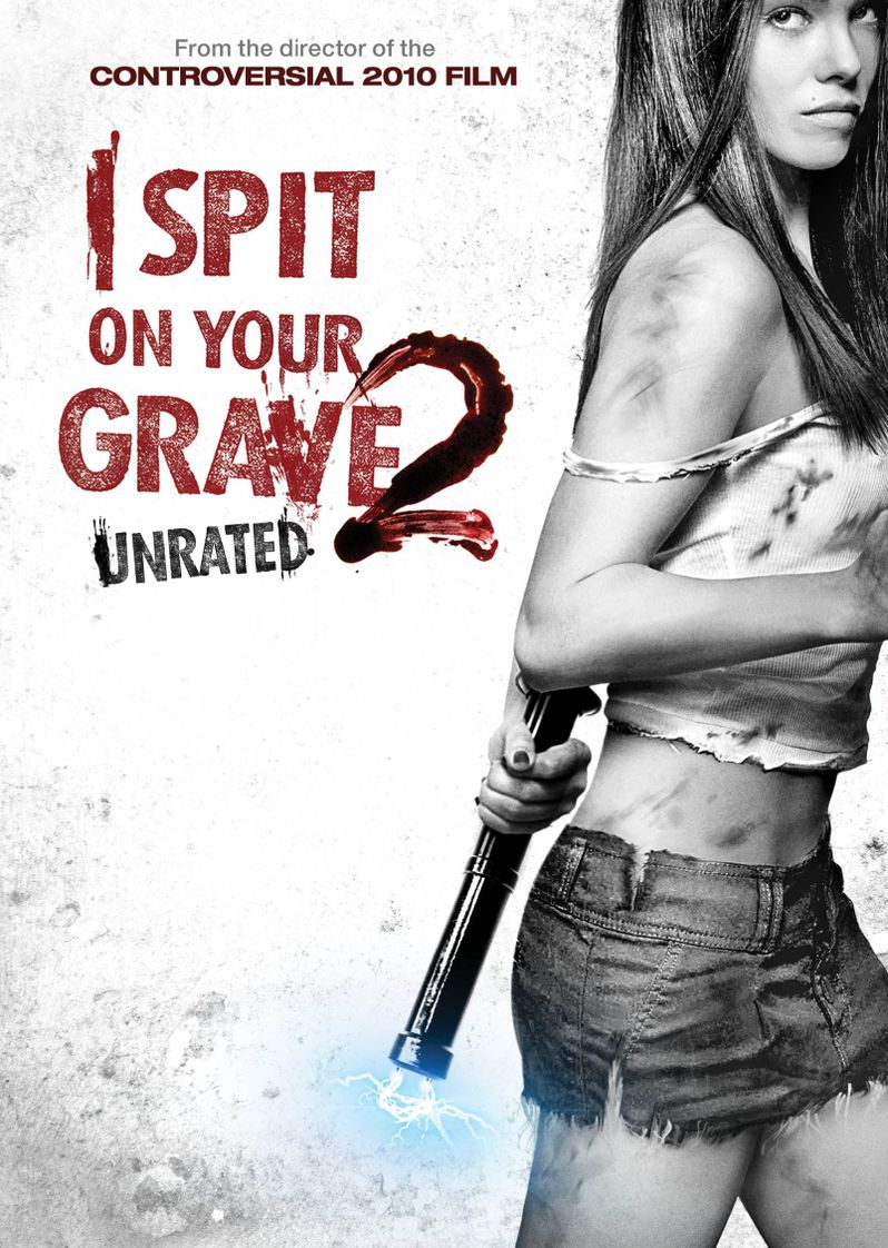 I Spit on your Grave 2 poster