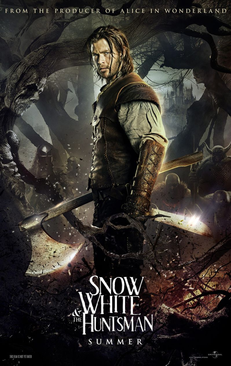 <strong><em>Snow White and the Huntsman</em></strong> Poster #2
