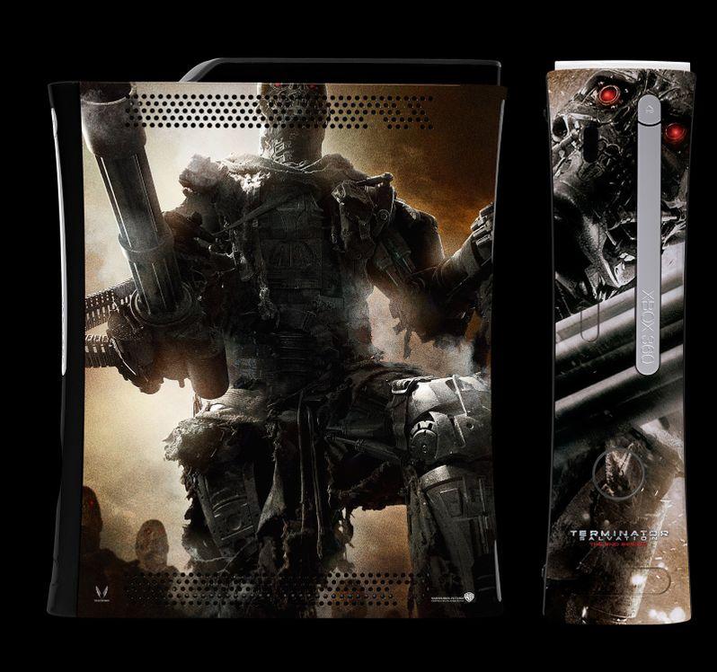Limited Edition <strong><em>Terminator Salvation</em></strong> X-Box 360 #2
