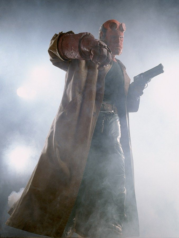 Ron Perlman talks Hellboy 3 and Frankie Goes Boom