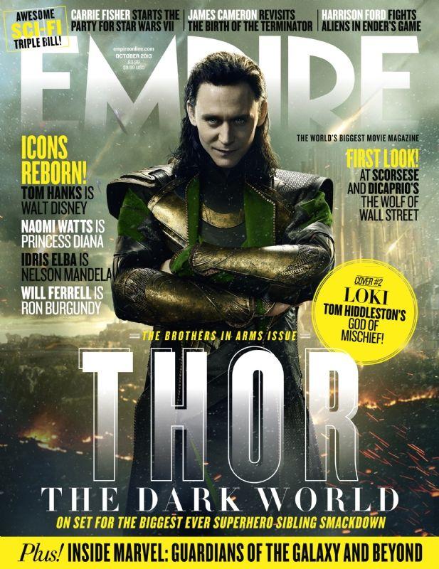 <strong><em>Thor: The Dark World</em></strong> Empire Magazine Cover 3