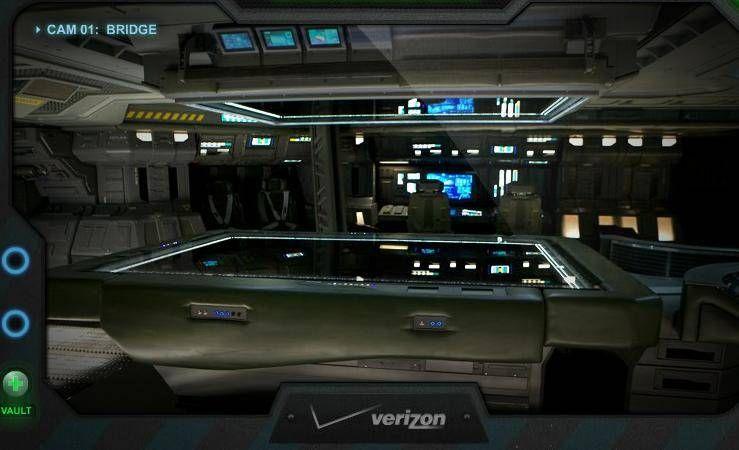Verizon <strong><em>Prometheus</em></strong> Photo #8