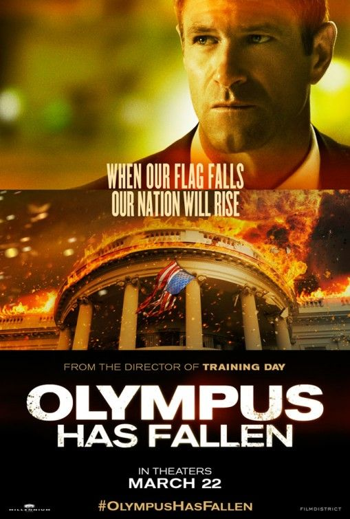 <strong><em>Olympus Has Fallen</em></strong> Character Poster