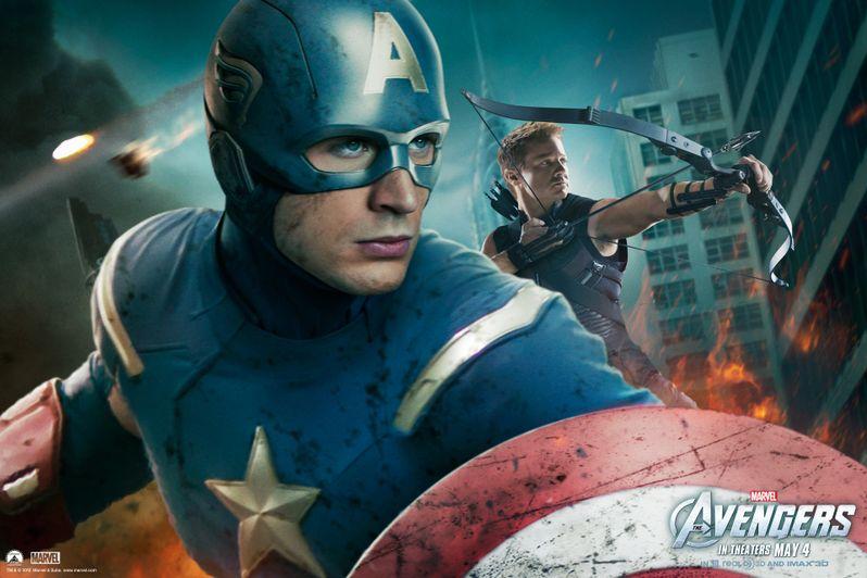 Avengers Wallpaper #1