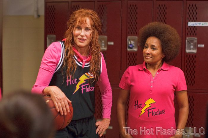 <strong><em>The Hot Flashes</em></strong> Photo 12