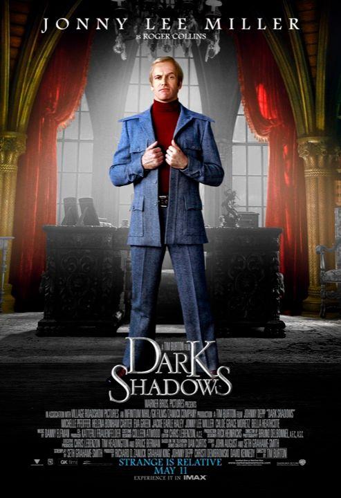 <strong><em>Dark Shadows</em></strong> Character Posters V.2 #7